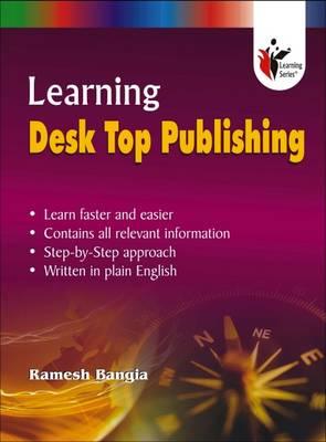Learning Desk Top Publishing (DTP) (Paperback)
