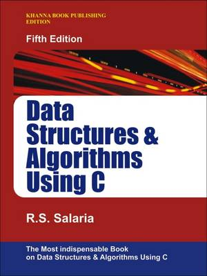 Data Structures & Algorithms Using C (Paperback)