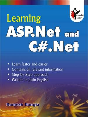 Learning ASP.NET and C#.NET (Paperback)