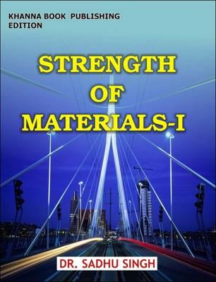 Strength of Materials-I (Paperback)