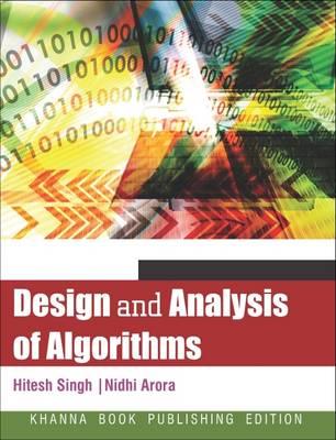 Design & Analysis of Algorithms (Paperback)