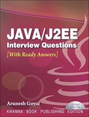 Interview Questions with Java/J2EE (Paperback)