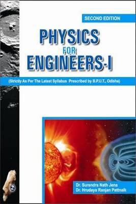 Physics for Engineers-I: (BPUT, Orissa) (Paperback)