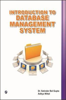 Introduction to Database Management System (Paperback)