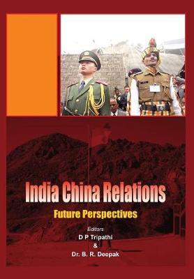 India China Relations: Future Perspectives (Hardback)