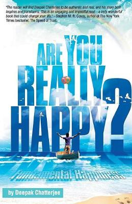 Are You Really Happy?: Fundamental Happiness (Paperback)