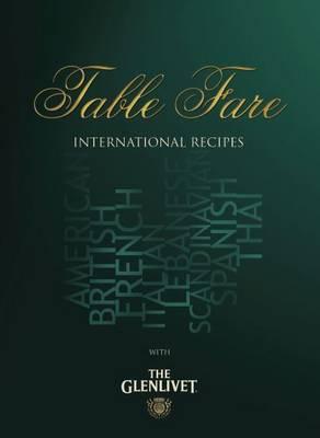 Table Fare: International Recipes (Hardback)
