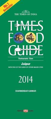Times Food Guide Jaipur 2014 (Paperback)