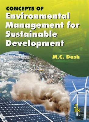 Concepts of Environmental Management for Sustainable Development (Paperback)