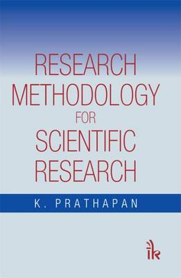 Research Methodology For Scientific Research (Paperback)