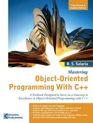 Mastering Object Oriented Programming with C++ (Paperback)
