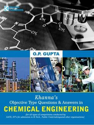 Khanna's Qbjective Type Questions & Answers in Chemical Engineering (Paperback)