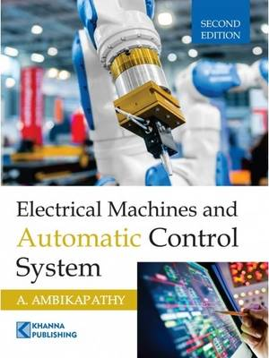 Electrical Machines and Automatic Control System (Paperback)