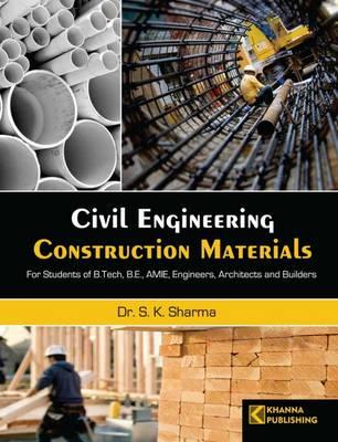 Civil Engineering Construction Materials (Paperback)