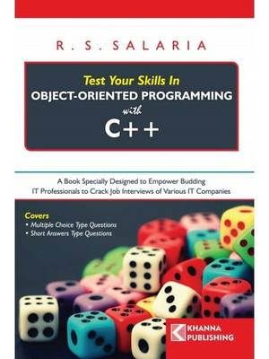Test Your Skills in Object Oriented Programming with C++ (Paperback)
