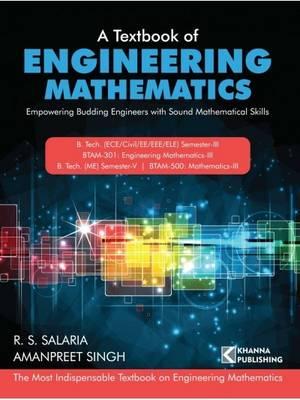 A Textbook of Engineering Mathematics-III (ECE/CIVIL/EE/EEE/ELE) (Paperback)