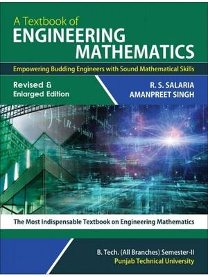 A Textbook of Engineering Mathematics (Ptu-II) (Paperback)