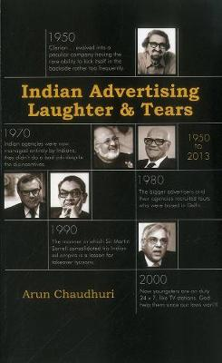 Indian Advertising: Laughter & Tears (Paperback)