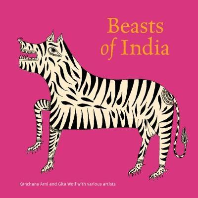 Beasts of India (Hardback)
