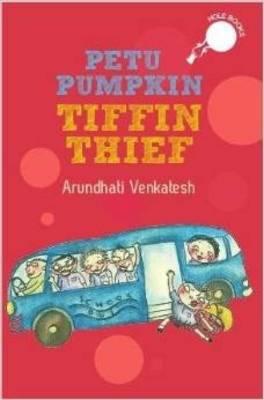 Petu Pumpkin Tiffin Thief (Paperback)