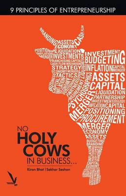 No Holy Cows in Business (Paperback)