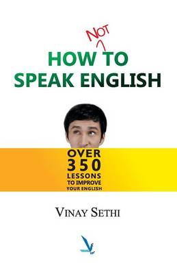 How Not to Speak English (Paperback)