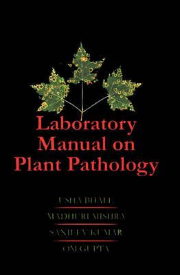 Laboratory Manual on Plant Pathology (Hardback)