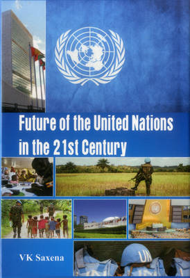 Future of United Nations in the 21st Century (Hardback)