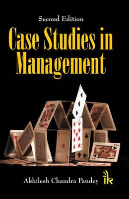Case Studies in Management (Paperback)