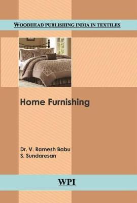 Home Furnishing - Woodhead Publishing India in Textiles (Hardback)