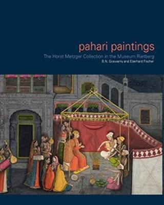 Pahari Paintings: The Horst Metzger Collection in the Museum Rietberg (Hardback)