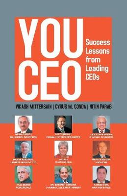 YOU CEO : Success Lessons From Leading CEOs (Paperback)