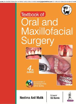 Textbook of Oral and Maxillofacial Surgery (Paperback)