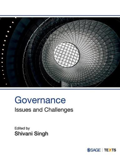 Governance: Issues and Challenges (Paperback)