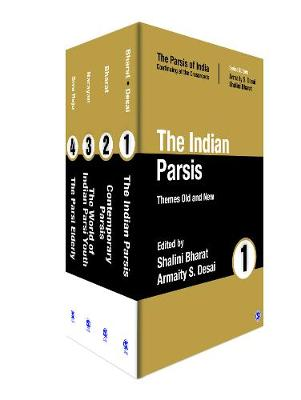 The Parsis of India: Continuing at the Crossroads - The Parsis of India: Continuing at the Crossroads (Hardback)