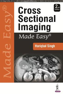 Cross Sectional Imaging Made Easy (Paperback)