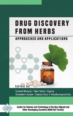 Drug Discovery from Herbs: Approaches and Applications (Hardback)