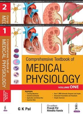 Comprehensive Textbook of Medical Physiology - Two Volume Set (Paperback)