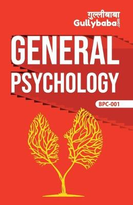 BPC-001 General Psychology (Paperback)