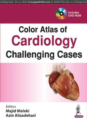 Color Atlas of Cardiology: Challenging Cases (Paperback)