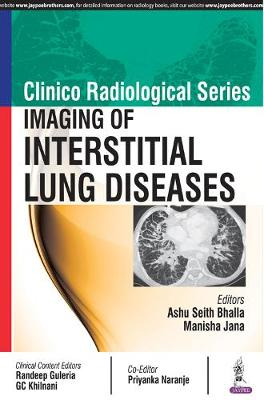 Clinico Radiological Series: Imaging of Interstitial Lung Diseases (Paperback)