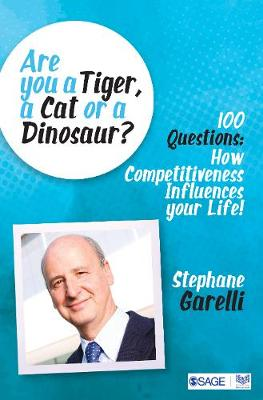 Are You a Tiger, a Cat or a Dinosaur?: 100 Questions: How Competitiveness Influences Your Life! (Paperback)