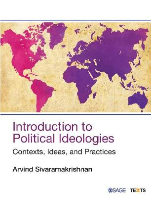 Introduction to Political Ideologies: Contexts, Ideas, and Practices (Paperback)