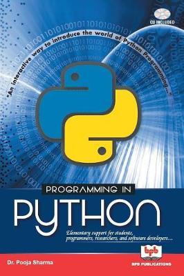 Programming in Python (Paperback)