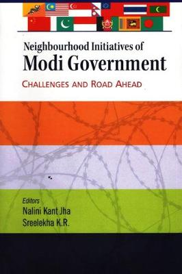 Neighbourhood Initiatives of Modi Government (Hardback)