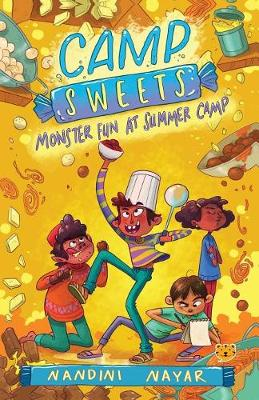 Camp Sweets: Monster Fun at Summer Camp (Paperback)