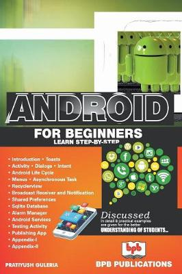 Android for Beginners :: Learn Step-by-Step (Paperback)