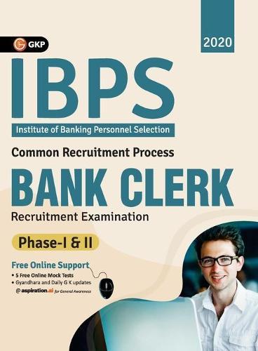 IBPS Bank Clerk 2020-21: Guide (Phase I & II) (Paperback)