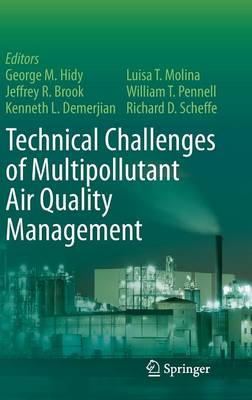 Technical Challenges of Multipollutant Air Quality Management (Hardback)