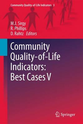 Community Quality-of-Life Indicators: Best Cases V - Community Quality-of-Life Indicators 3 (Hardback)